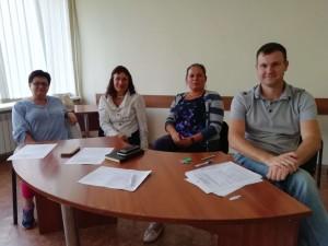 Засідання Громадської ради при регіональному управлінні