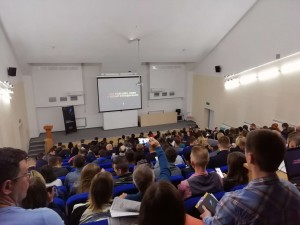 Запорізьке РУ на всеукраїнській конференції «Анатомія бізнесу»
